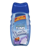 Tums Smoothies Extra Strength Antacid Calcium Tablets Value Size
