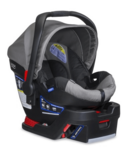 Britax B-Safe 35 Infant Car Seat Steel