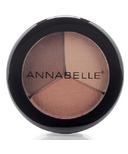 Annabelle Trio Eyeshadow Creme De Caramel