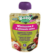 Baby Gourmet Plus Yumberrries & Plum With Ancient Grains