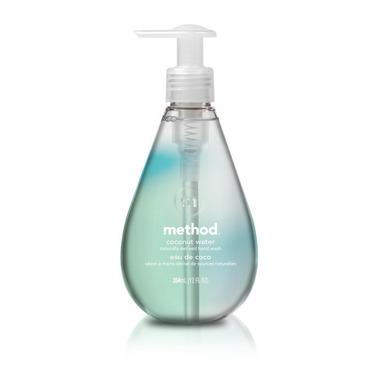 Method Gel Hand Soap Coconut Water