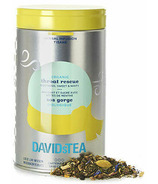 DAVIDsTEA Iconic Tin Organic Throat Rescue