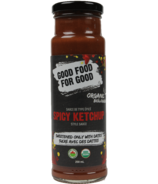 Good Food For Good Spicy Ketchup