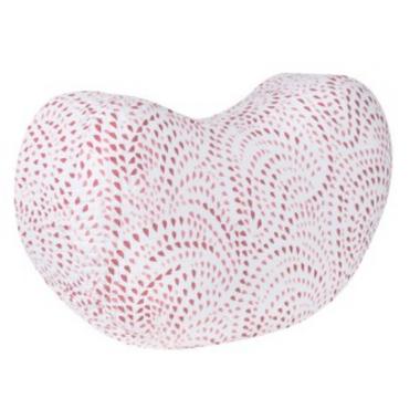 Bebe au Lait Nursing Pillow Slipcover Rose Quartz