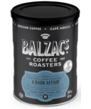 Balzac's Coffee Roasters Ground Coffee A Dark Affair