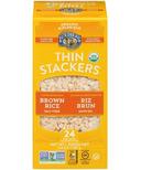 Lundberg Organic Brown Rice Salt Free Thin Stackers