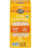 Lundberg Organic Brown Rice Thin Stackers