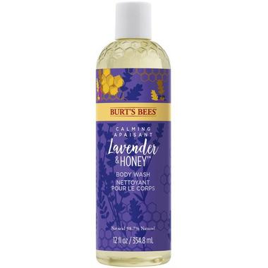Burt\'s Bees Body Wash Lavender and Honey