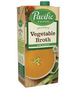 Pacific Foods Organic Low Sodium Vegetable Broth