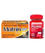 Ibuprofen & Acetaminophen Bundle