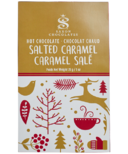 Saxon Chocolates Salted Caramel Hot Chocolate