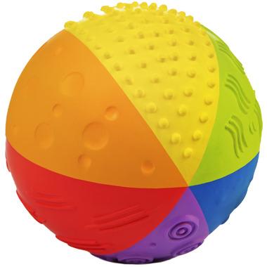CaaOcho Natural Rubber Sensory Ball Rainbow