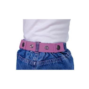 Dapper Snappers Toddler Belt Pink