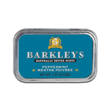 Barkley\'s All Natural Mints
