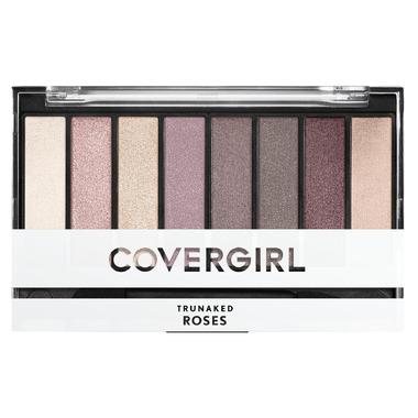 CoverGirl TruNaked Eyeshadow Palettes in Roses