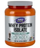 NOW Sports Whey Protein Isolate Creamy Chocolate Powder