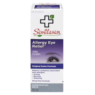 Similasan Allergy Eye Relief Eye Drops