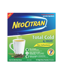 NeoCitran Total Cold Night-time Green Tea