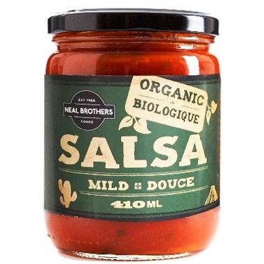 Neal Brothers Organic Mild Salsa