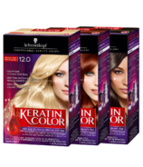 Schwarzkopf Permanent Keratin Color