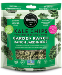 Healthy Crunch Garden Ranch Kale Chips