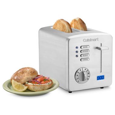 Cuisinart Countdown Metal 2-Slice Toaster
