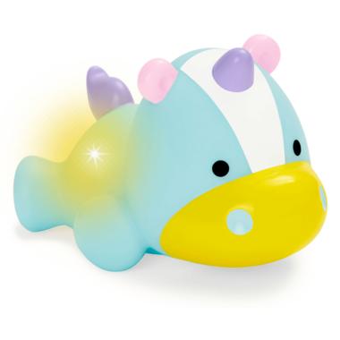 Skip Hop Zoo Light-Up Unicorn Bath Toy