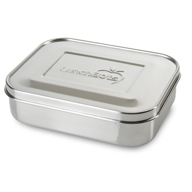 LunchBots Duo Stainless Steel