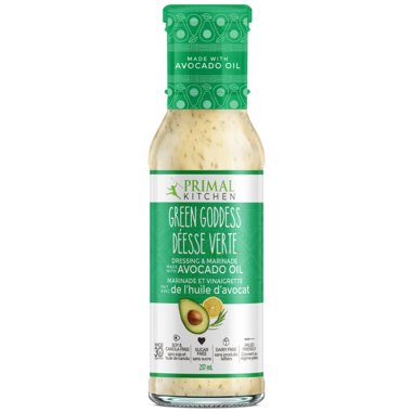 Primal Kitchen Green Goddess Dressing & Marinade