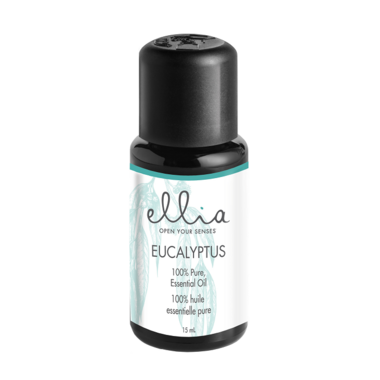Ellia Eucalyptus 100% Pure Essential Oil
