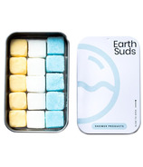 EarthSuds Starter Pack White Tea Ginger Scent