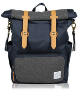 Product of the North Westin Rolldown Diaper Backpack Navy