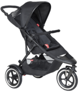 Phil & Teds Sport Buggy + Liner Black