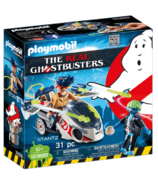 Playmobil Ghostbusters Bike