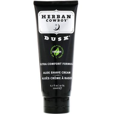 Herban Cowboy Dusk Aloe Shave Cream