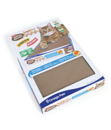 Omega Paw Ripple Board Scratch Box Wide