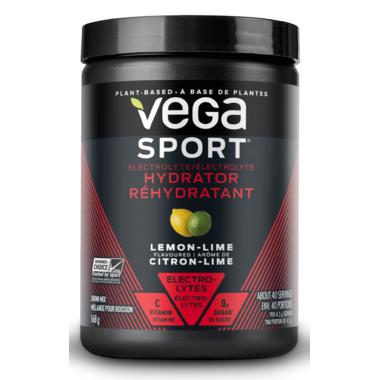 Vega Sport Electrolyte Hydrator Lemon Lime