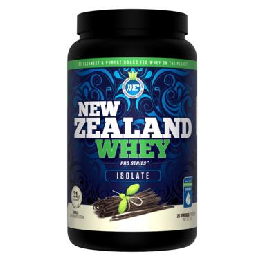 Ergogenics Nutrition New Zealand Whey Pro-Series ISOLATE Vanilla