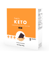 ProtiLife Keto Chocolate & Peanut Butter Keto Bar Case