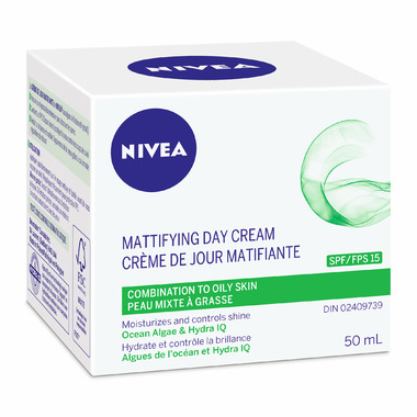 Nivea Aqua Effect Mattifying Day Cream