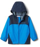 Columbia Toddler Glennaker Rain Jacket Hyper Blue Collegiate Navy