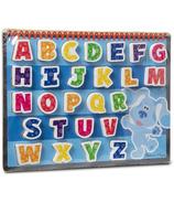 Melissa & Doug Blues Clues & You Alphabet Puzzle
