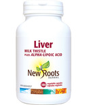New Roots Herbal Liver (Milk Thistle)