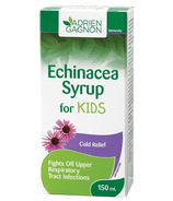 Adrien Gagnon Echinacea Syrup for Kids