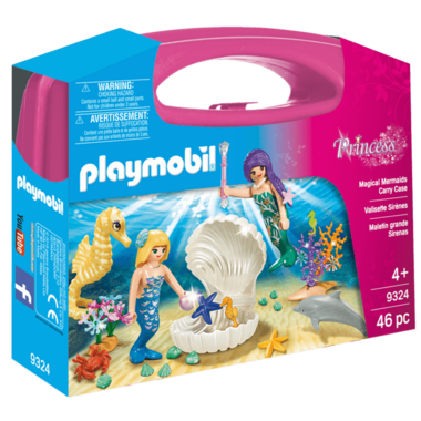 Playmobil Mermaid Carry Case Large