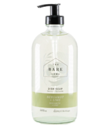 The Bare Home Dish Soap Bergamot + Lime