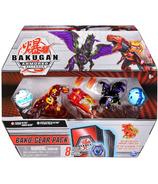 Bakugan Baku-Gear 4 Pack Trox Ultra