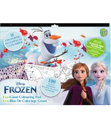 greenre Eco-Disney Frozen Eco Giant Colouring Pad with Stickers