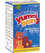 Yummi Bears Multi-Vitamin & Mineral