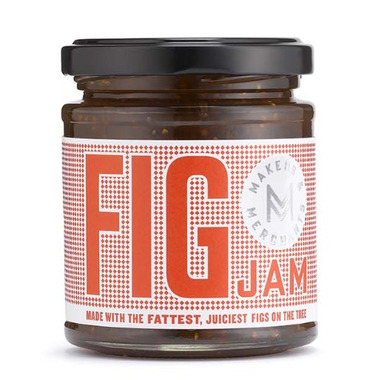 Makers and Merchants Fig Jam